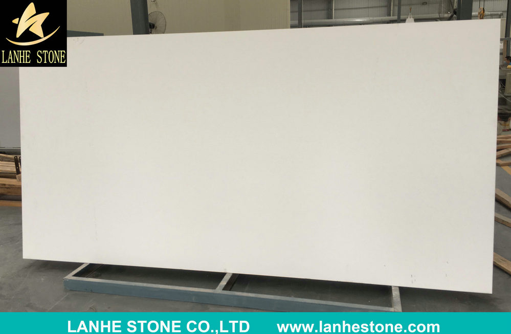 Carrara White Engineered Quartz Stone Slabs