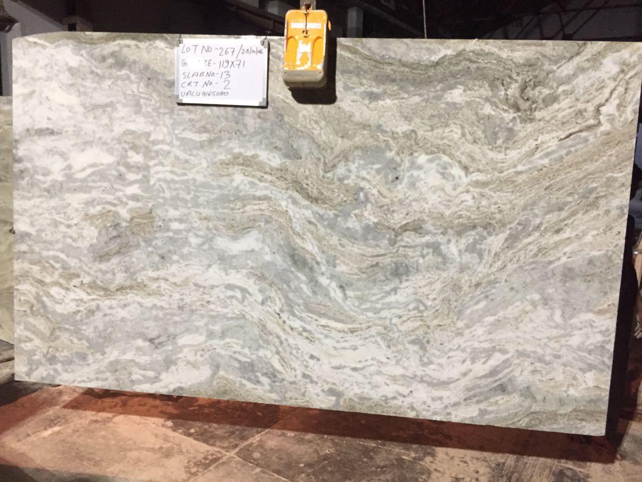 Ocean Beige Marble