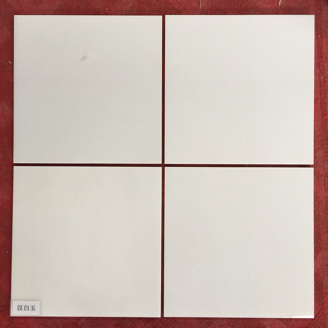 White color marble tiles China White Jade