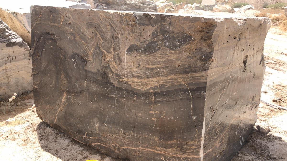 Cappuchino Limestone Natural Blocks