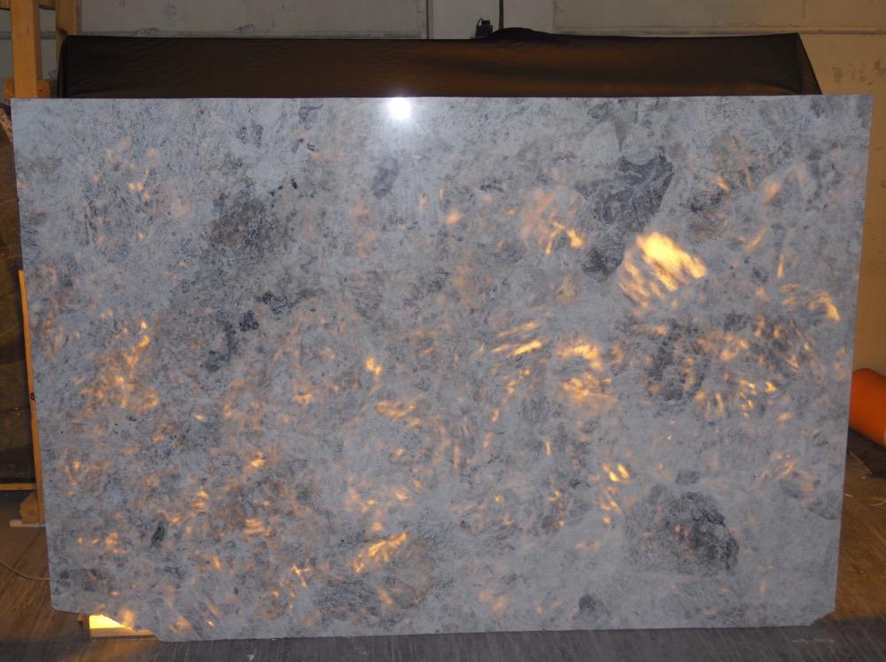 Aqua shadow marble