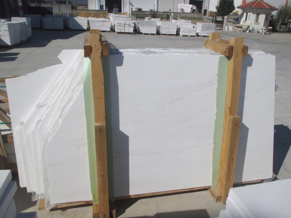 Bianco Dolomite Marble Slabs