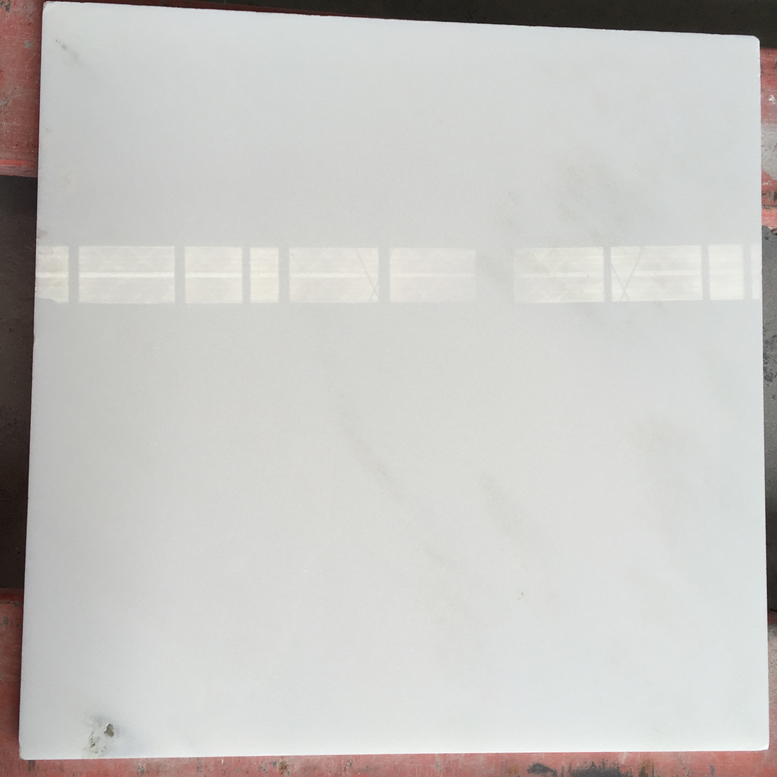 China Pure Crystal White Marble Polished Tile Cut to Size Snow White Marble Slab Tile for Wall and Floor
