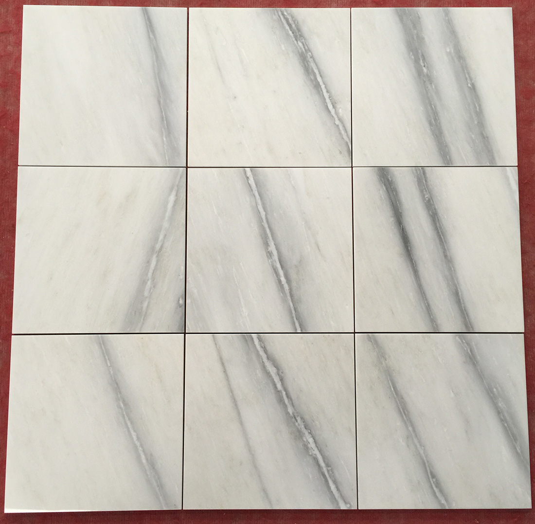 White Polished Marble Tiles  Slabs  Oriental White Marble Floor Tiles  Wall Tiles China