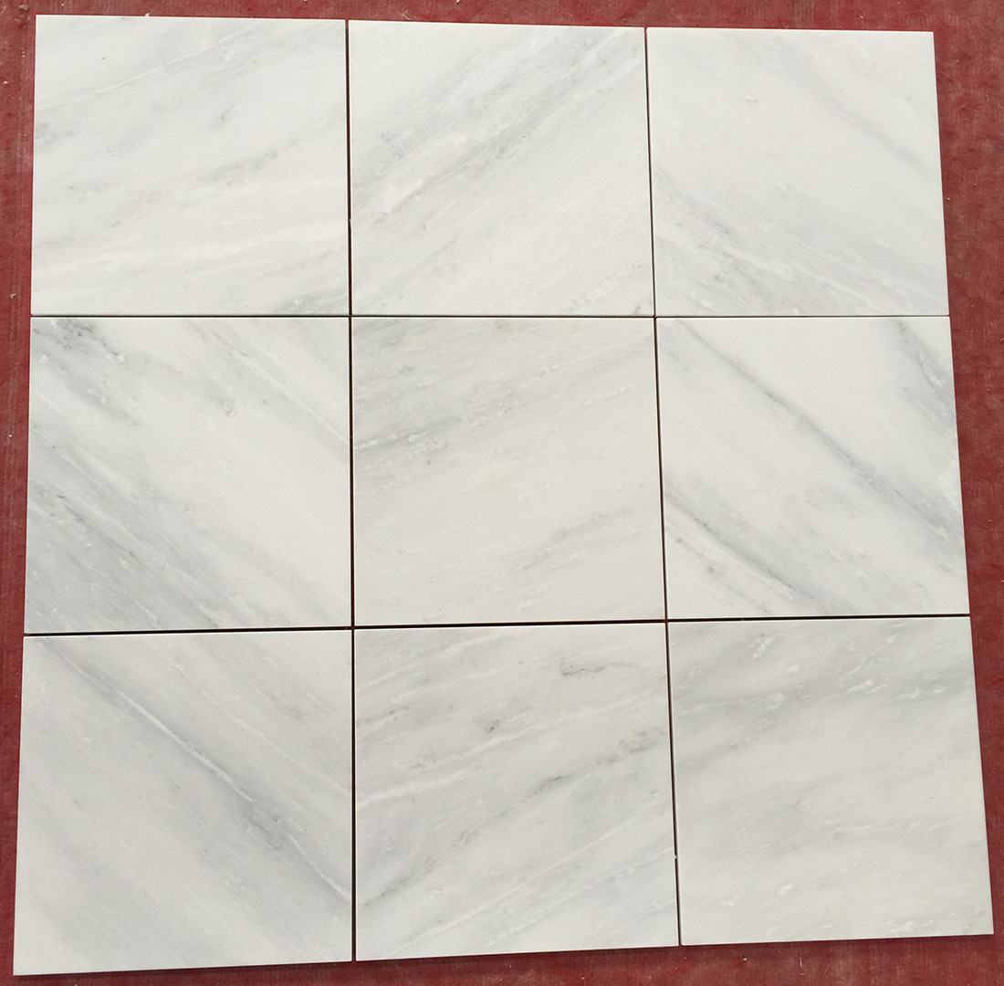 New Oriental White Marble Tiles on promotion with low price