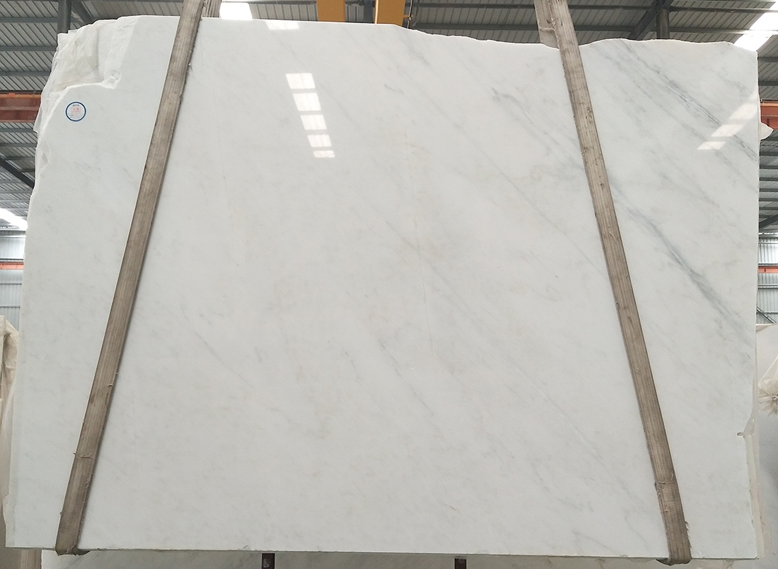 Oriental White Marble Slabs Carrara White