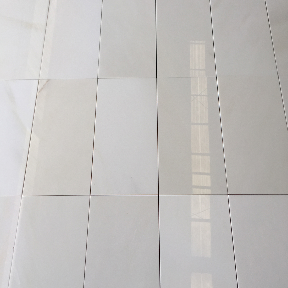 Zhongxi China White Marble Tiles All Size Available