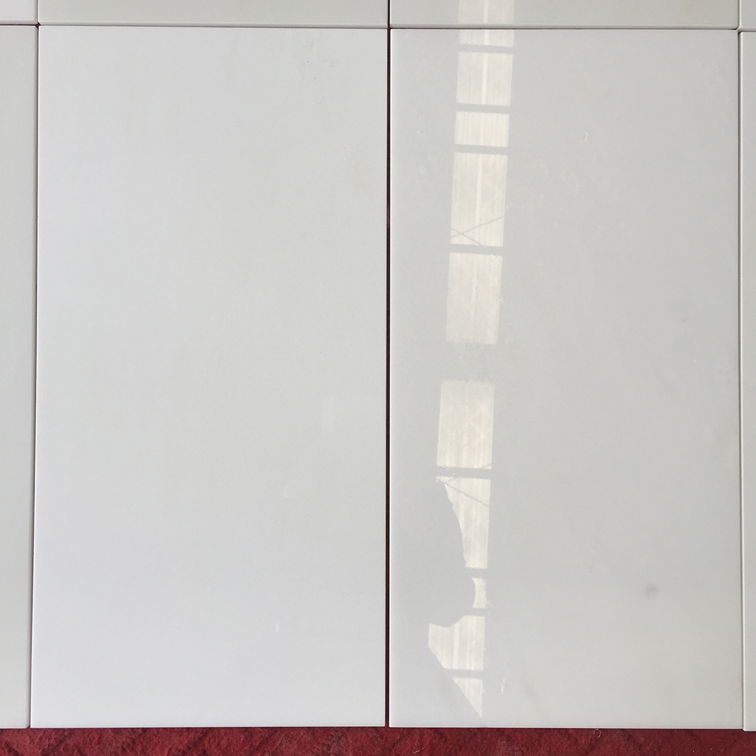 High Quality China White Marble Tiles 12