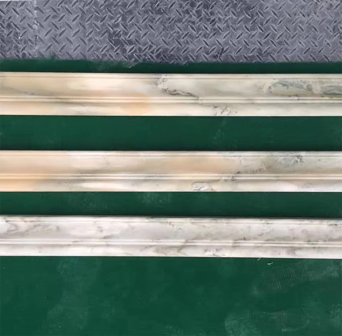 Natural Marble Line Moulding Customize