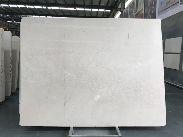 Chinese new material Silver Fox Grey Marble Slabs