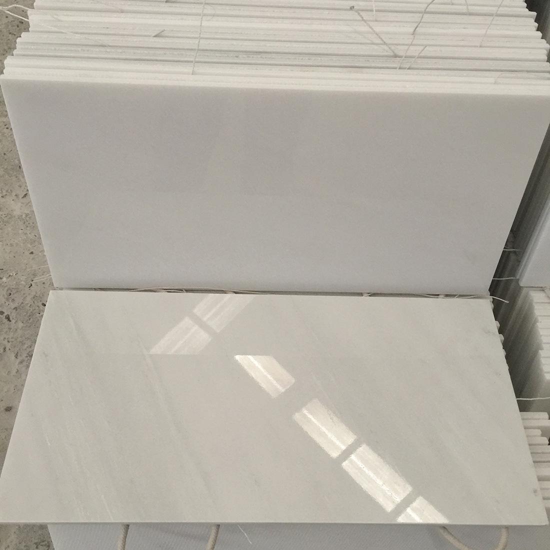 White Stone Tiles