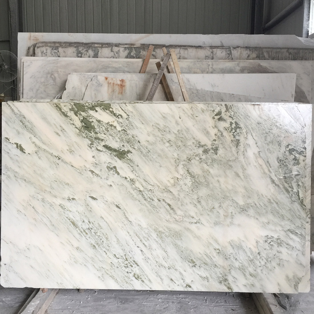 Marble Slabs Landscape Painting From China
