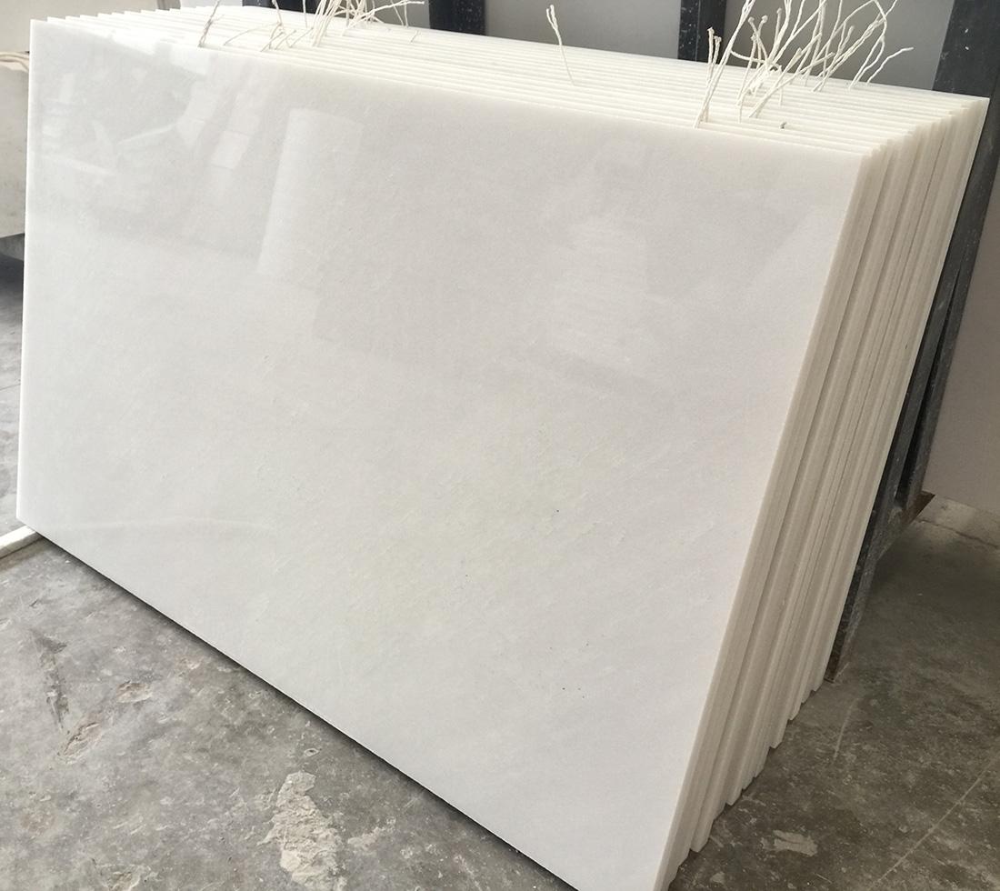 China White Marble Tiles 600 900