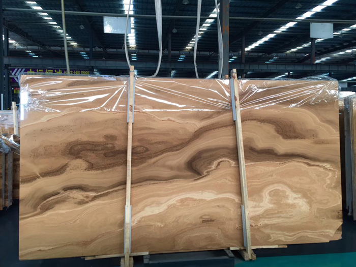 Imperial Wood Marble  Imperial Wooden Vein Marble Slab