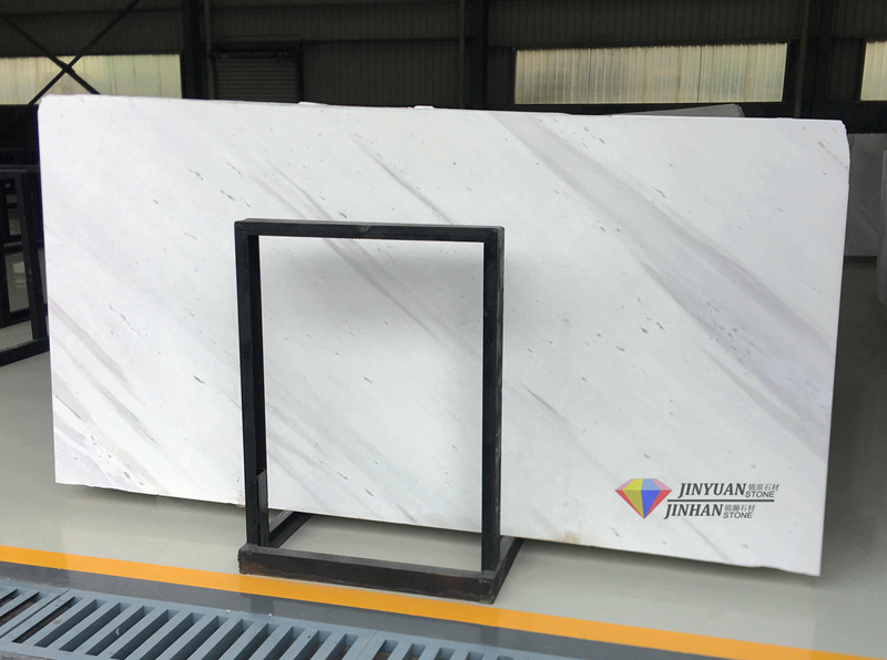 Sivec White SlabsSlab from Old Quarry from China Factory Directly
