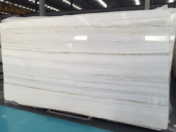 Royal Jasper Marble White Marble with Beige Vein Marble