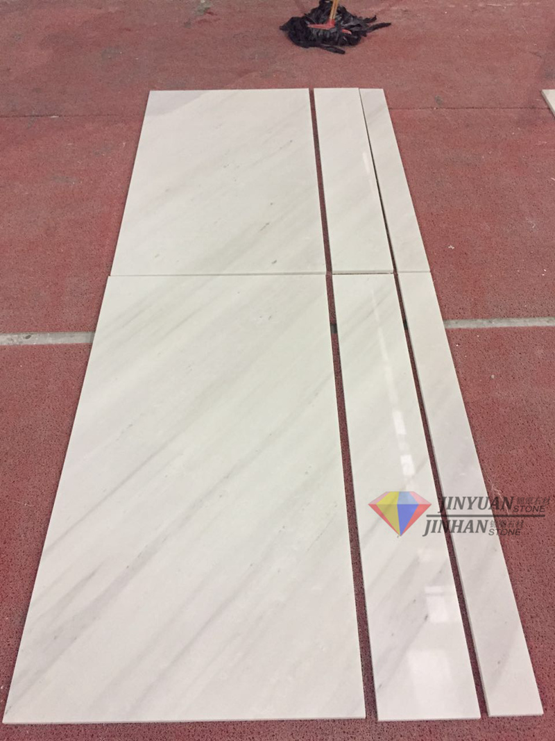 Sivec White TilesTile from Old Quarry from China Factory Directly use in Wall Covering Tiles