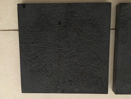 G778 Black Basalt Tiles with Antique surface