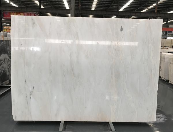 Rhino White Marble Slab Namib White Marble