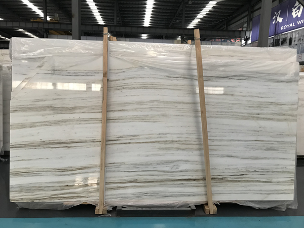 Royal Jasper Marble White Marble With Gray Vein