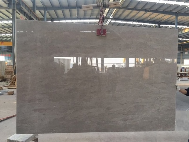 Chinese Cheap Grey Marble Slabs