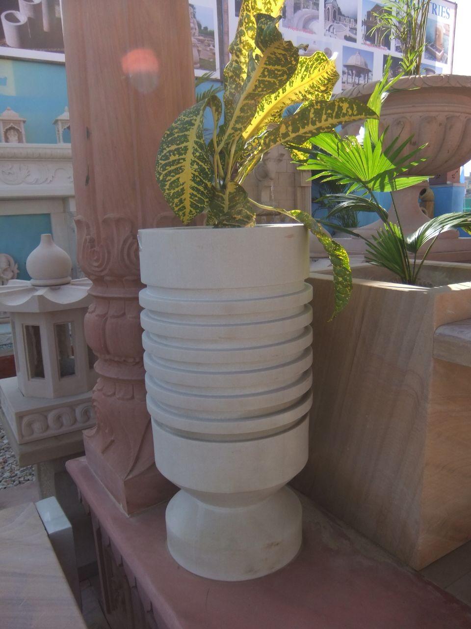 Sand Stone Planter
