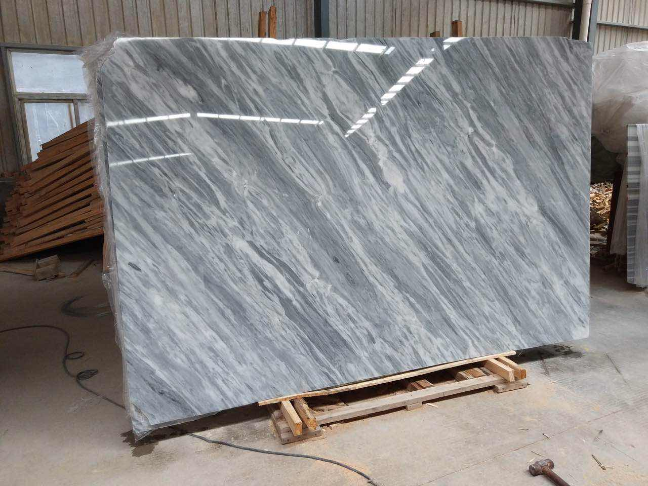 Aurora Blue Quartzite Slabs & Tiles Brazil Blue Quartzite