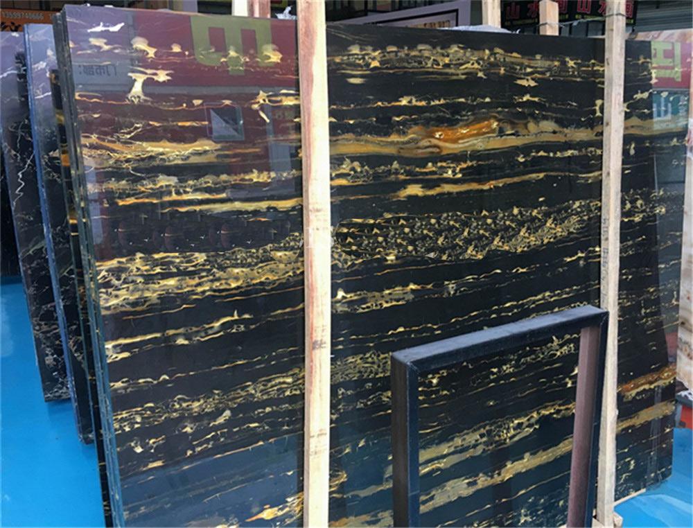 China Portoro Marble Slabs