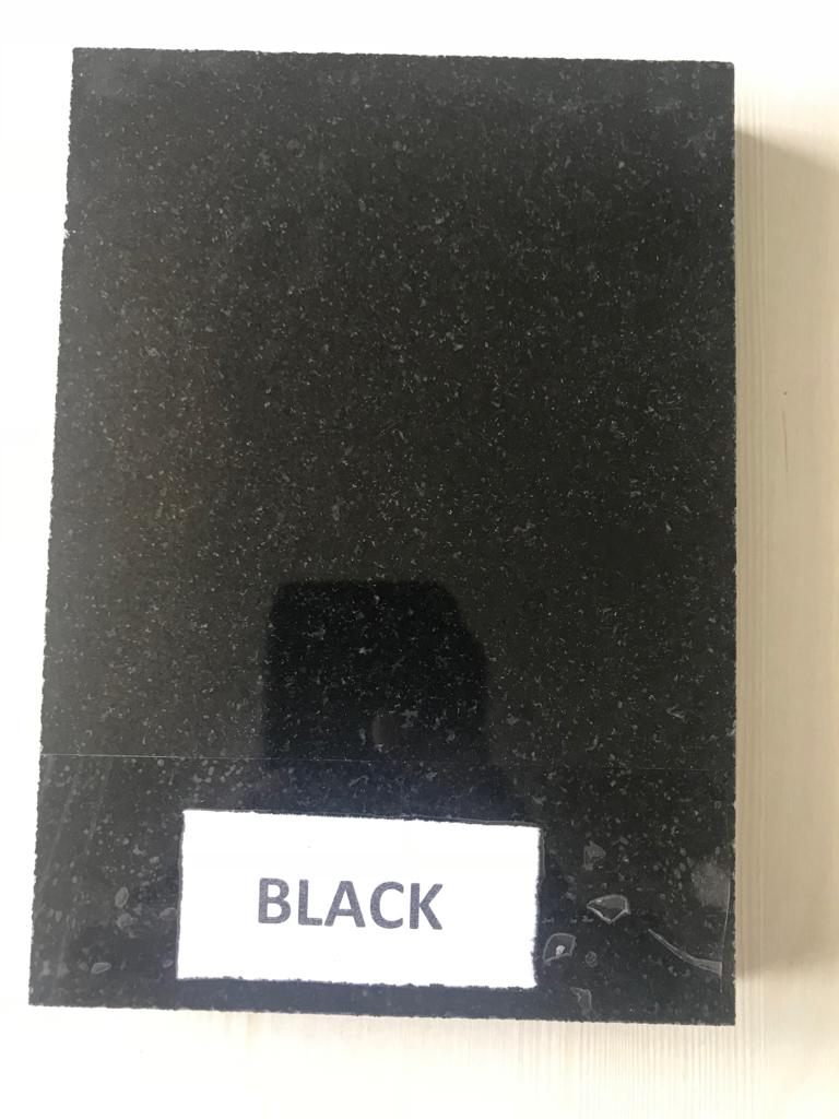 India absolute black granite rough blocks
