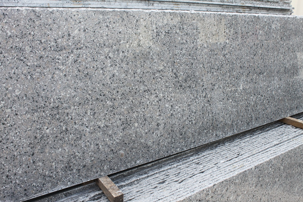 orchid grey granite
