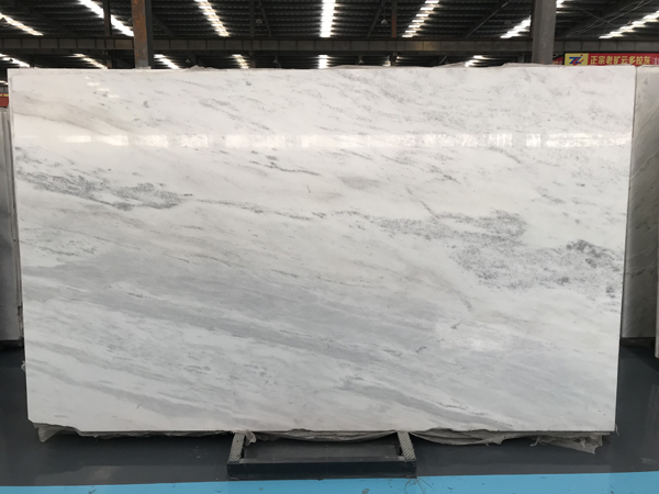 China Crystal White  Marble Slab