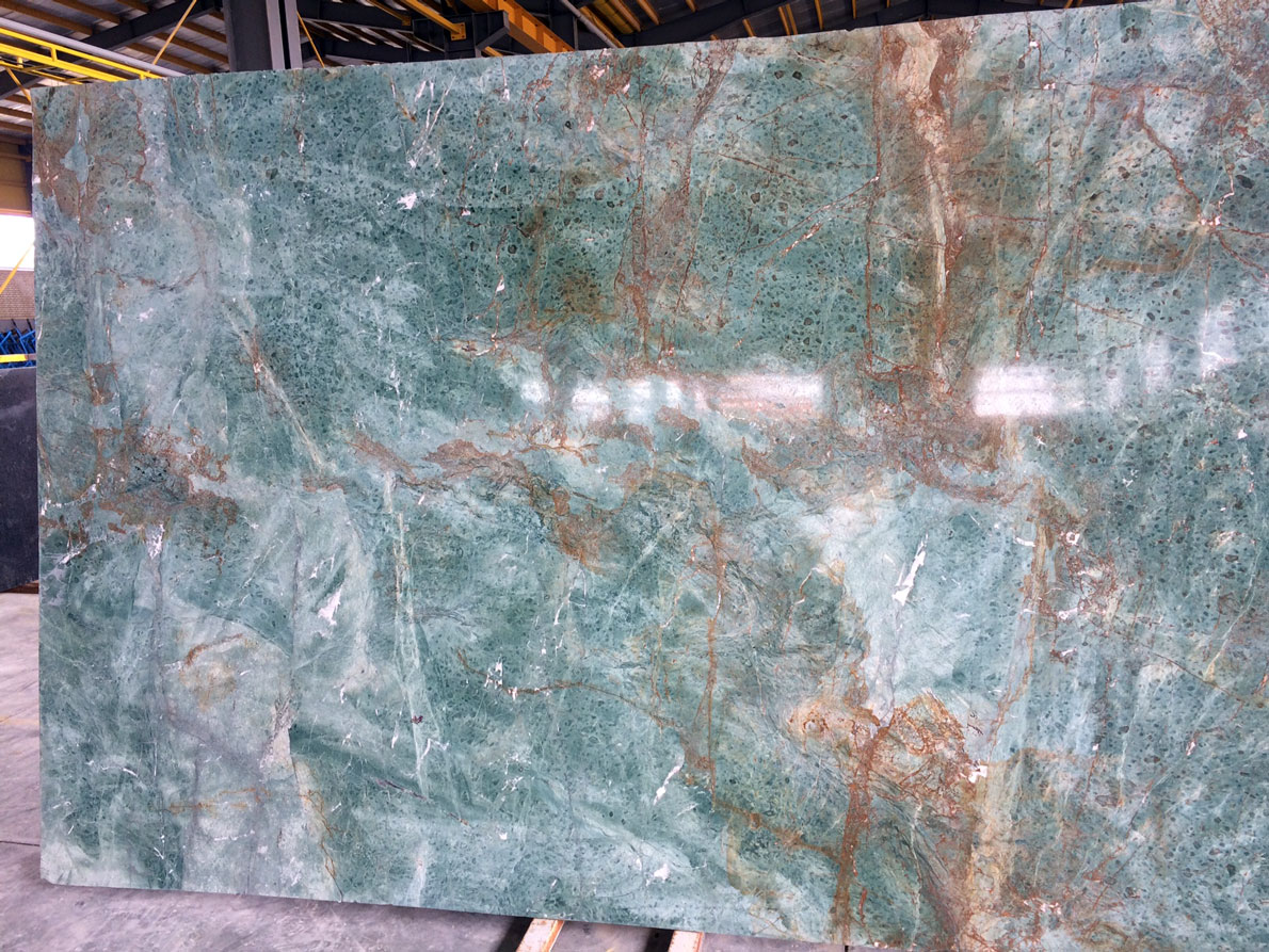 Cyan Granite