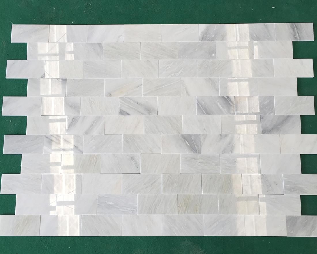 3 6�� New Oriental White Marble Tiles