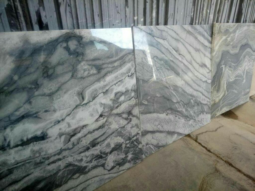 Nice Iran Natural Marble Slabs