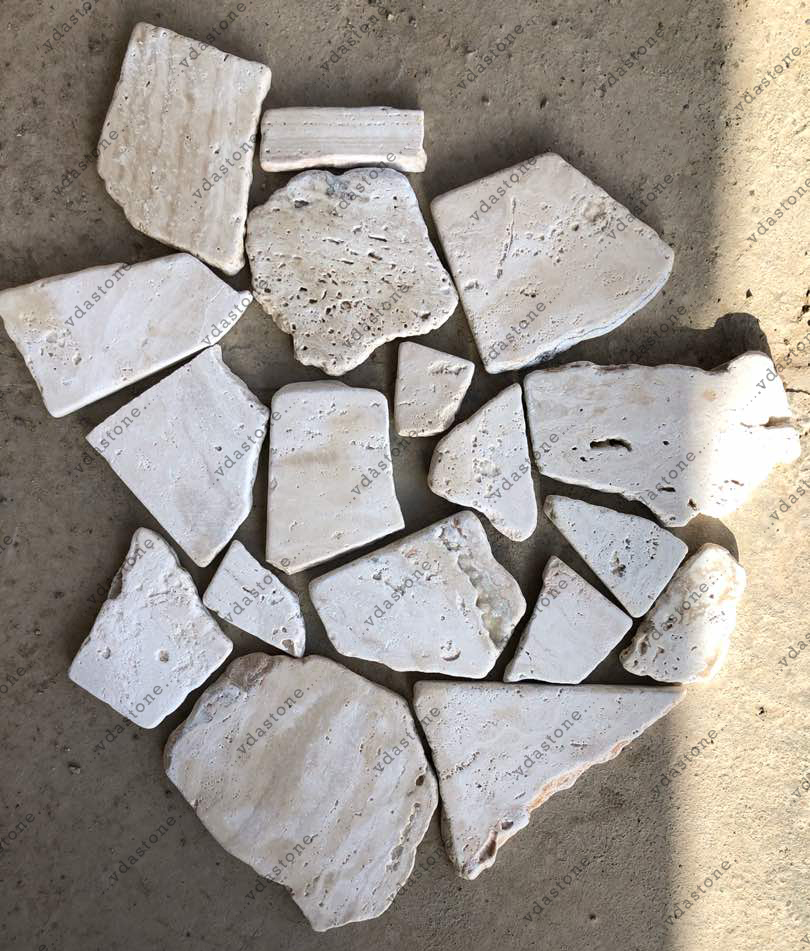 Crazy Paving Travertine