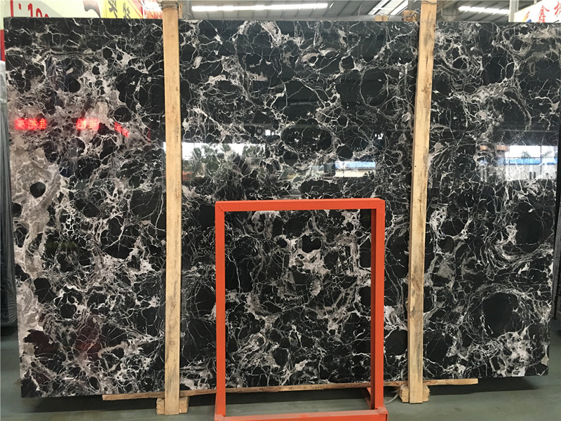 Chinese Ice Flower Marble Slab Price