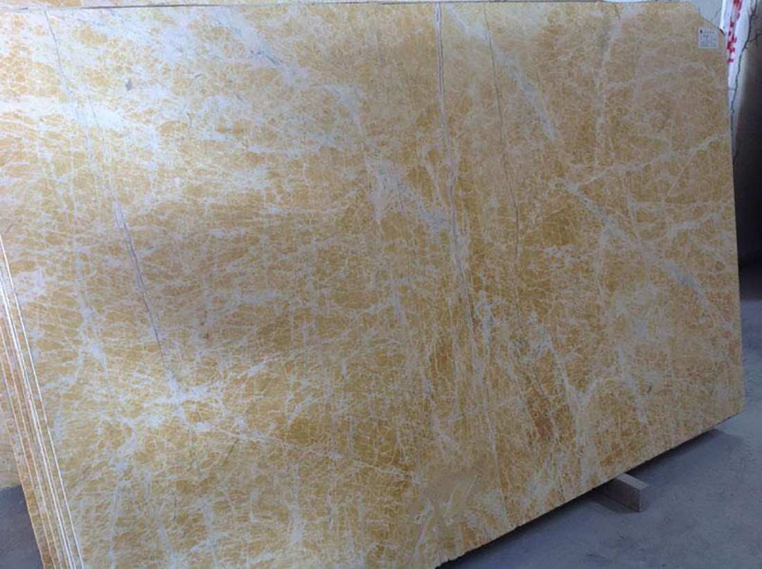 Imperial Gold Marble Slabs