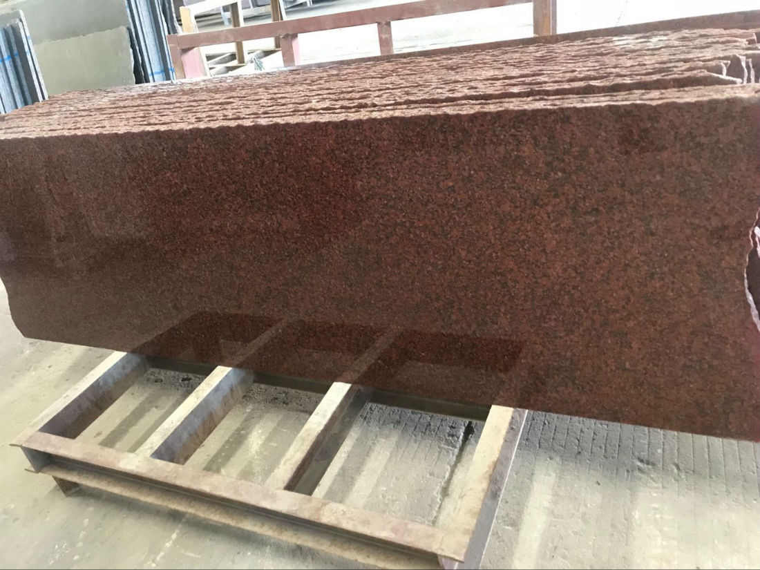 Bundela Red Granite Slab