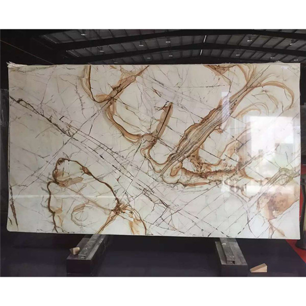 Luxury Blue Roma Quartzite For Background
