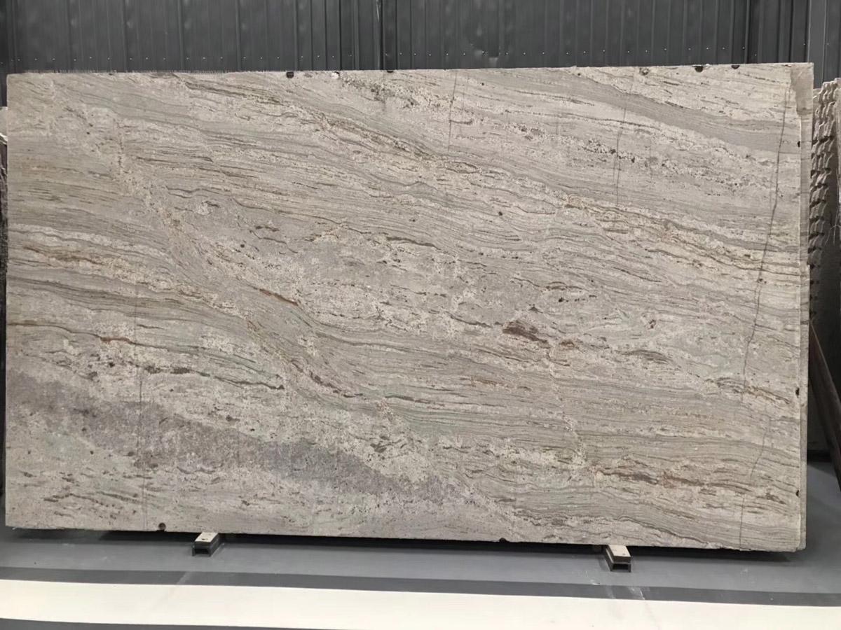 Indian River White Granite Stone Slabs