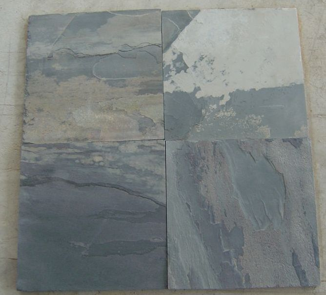 Indian Autumn Rustic Slate Tiles