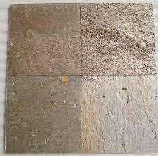 Indian Golden Quartzite Slate Stone