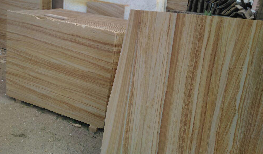 Indian Sandstone Teakwood