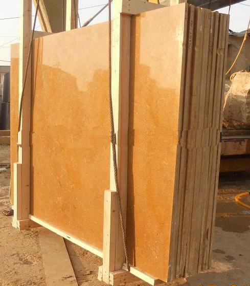 Inca Gold Marble Slabs