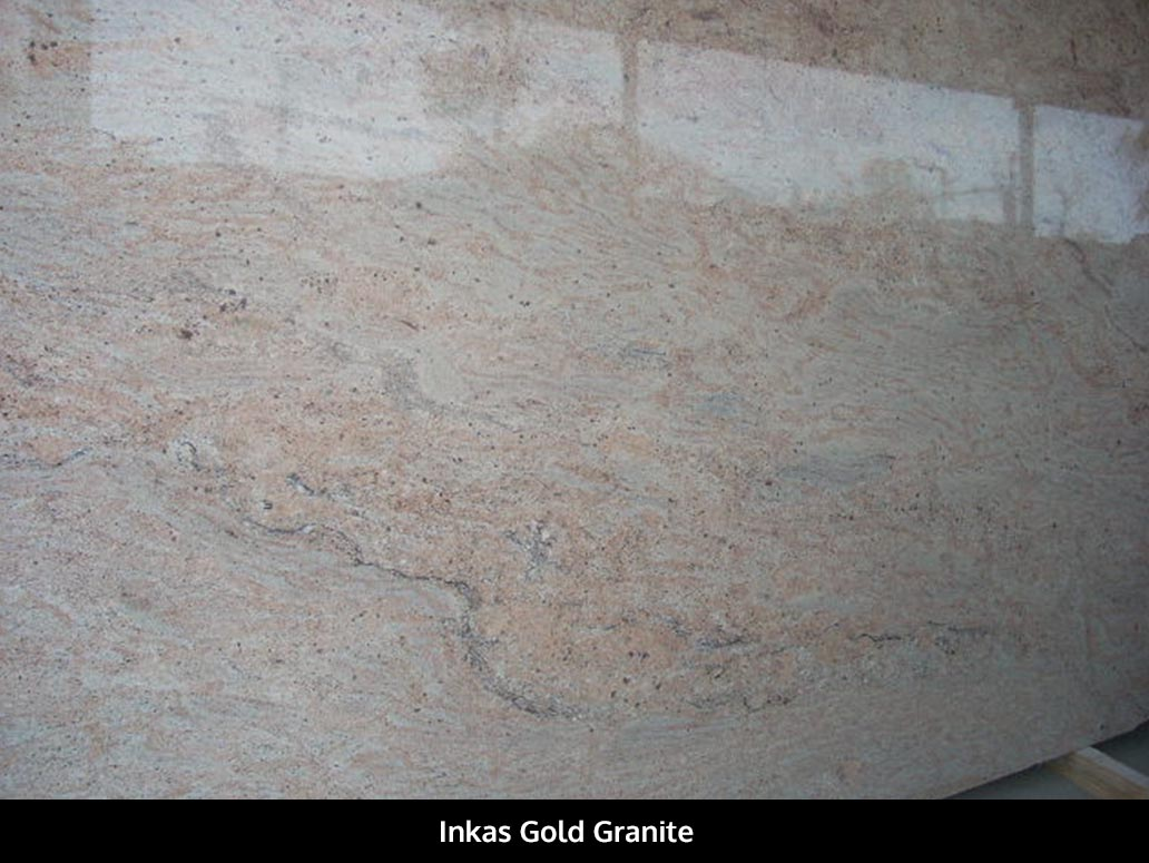 Inkas Gold Granite