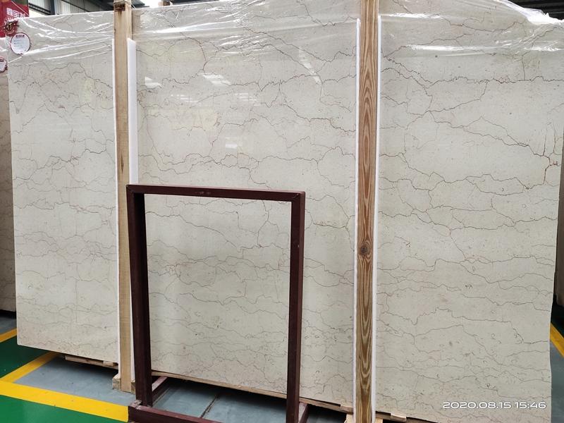 Iran Agave Beige Marble Golden Shell Cream Agave Shell Beige Marble Persia Shall Beige Marble Slabas