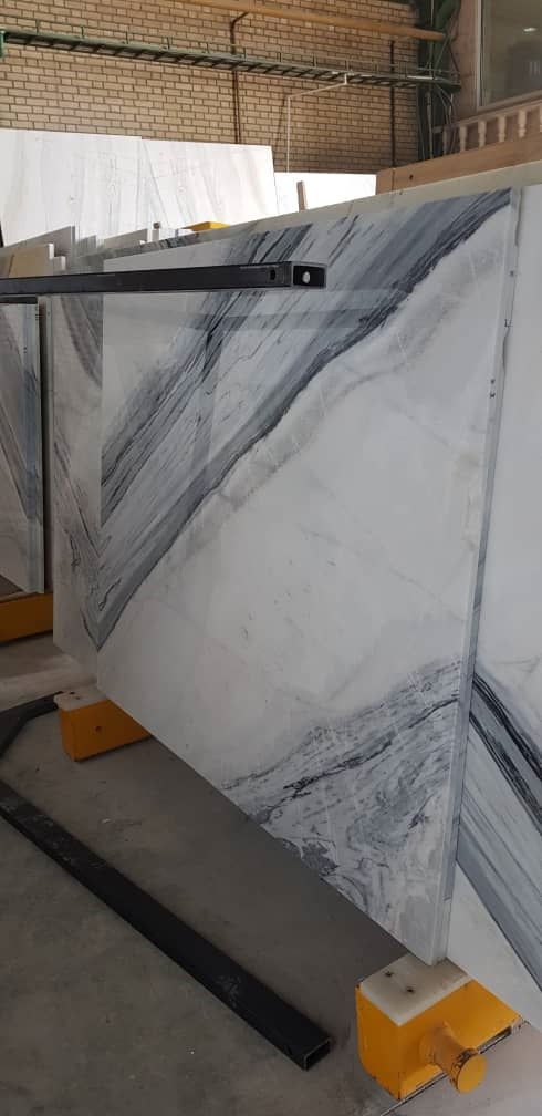 Iran Simon Marble