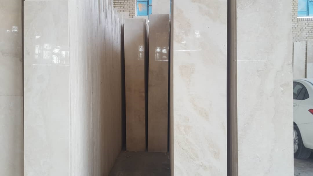 Iran White Travertine