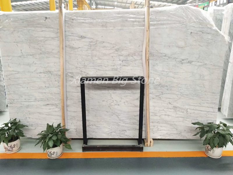Italian Carrara White Mable Slab