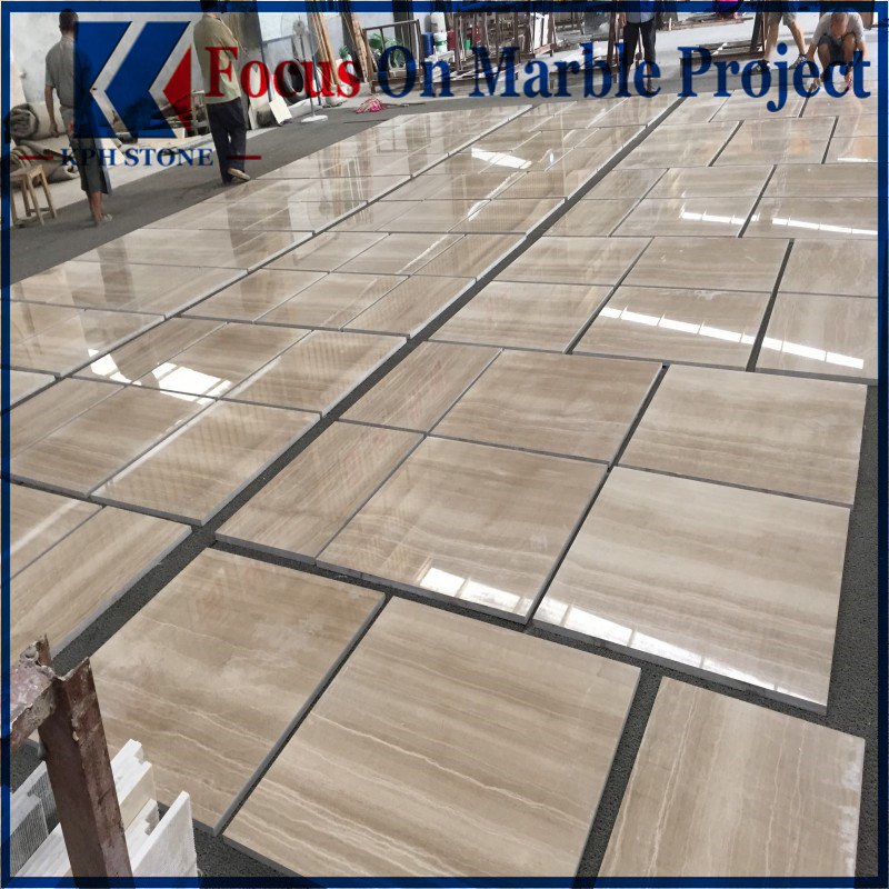 Italian Wood Grain Marble Match Flooring Tiles